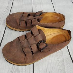 Flaws Haflinger Shoes Size 40